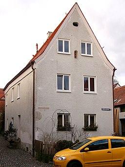 Gassnergasse in Friedberg