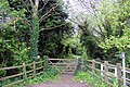 Gate to Cow Lane footpath - geograph.org.uk - 1292058.jpg