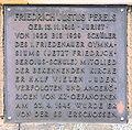 Gedenktafel Perelsplatz 6-9 (Friedn) Friedrich Justus Perels.JPG