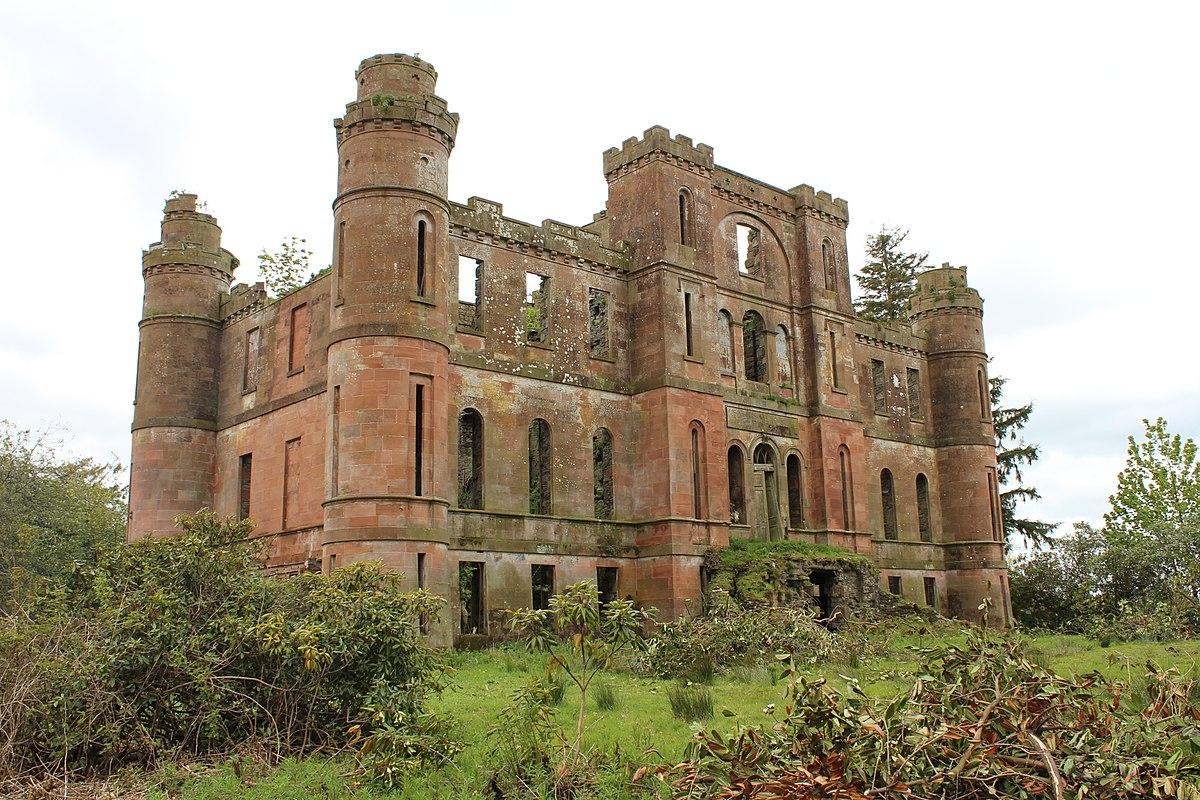 Gelston Castle Wikipedia