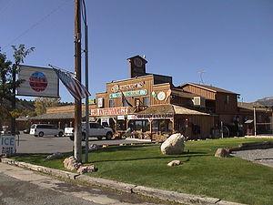 Tropic, Utah - Image: General Store Tropic UT