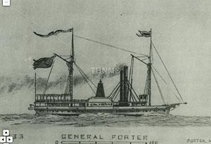 Peter Buell Porter - Image: General Porter (ship, 1833)