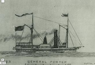 Peter Buell Porter - Image: General Porter (ship, 1833)