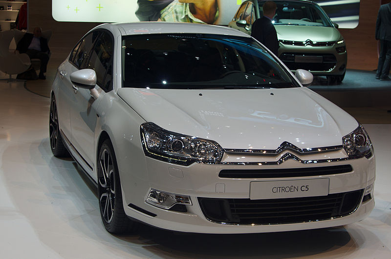 Datei:Geneva MotorShow 2013 - Citroen front view.jpg