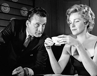 Geraldine Page - Page opposite George C. Scott in a 1959 NBC Sunday Showcase episode