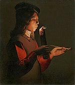 Georges de La Tour - Smoker.jpg
