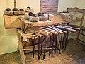Gereedschap om klompen mee te maken - Themapark de Spitkeet, Harkema.jpg