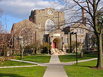 Lutheran Theological Seminary at Philadelphia - Krauth Memorial Library