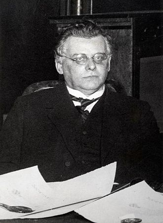 Carel Gerretson - Gerretson in 1939
