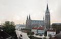 Gertrudiskirche Viehhofer Platz um 1907.jpg