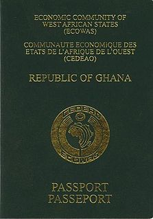 Visa requirements for Ghanaian citizens