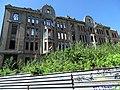 Ghost Building on Teatralny Street (Destroyed by 1980 Fire) - Kharkiv (Kharkov) - Ukraine (43963743271).jpg