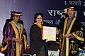 Ghulam Nabi Azad presented the certificates, at the 17th Convocation of National Board of Examination, in New Delhi on February 01, 2012. The Speaker, Lok Sabha, Smt. Meira Kumar was the Chief Guest on the occasion (1).jpg