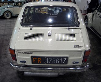 Giannini Automobili - Giannini 126 GP