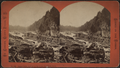 Gilboa Falls and Gorge, near Gilboa, N.Y, from Robert N. Dennis collection of stereoscopic views 2.png