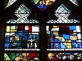 Gisors (27), collégiale St-Gervais-et-St-Protais, collatéral sud, verrière n° 26 - vie de saint Claude 3.jpg