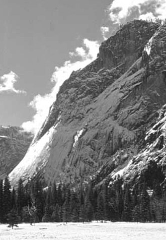 Glacier Point - Image: Glacier Point Apron