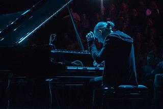 Gleb Kolyadin Russian pianist and composer