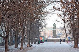 Boulevard Ring - Image: Gogolevsky boulevard shot 02
