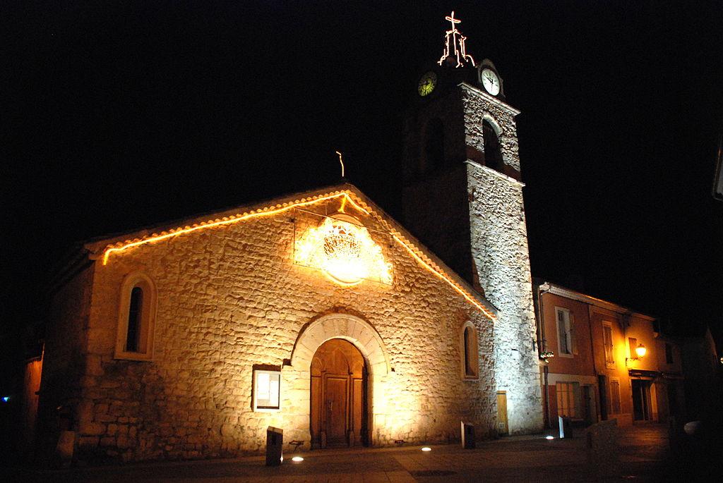 Image illustrative de l'article Église Notre-Dame-des-Ormeaux de Gréoux-les-Bains