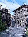 Gradas de Santiago. El Pueblo Español.jpg