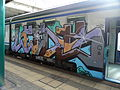 Graffiti on rolling stock in Rome 288.JPG