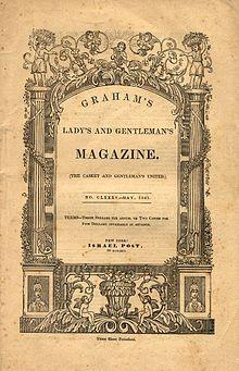 Graham's Magazine 1841
