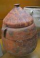 Gran recipient d'emmagatzematge ibèric, Tossal de sant Miquel, Museu de Prehistòria de València.JPG