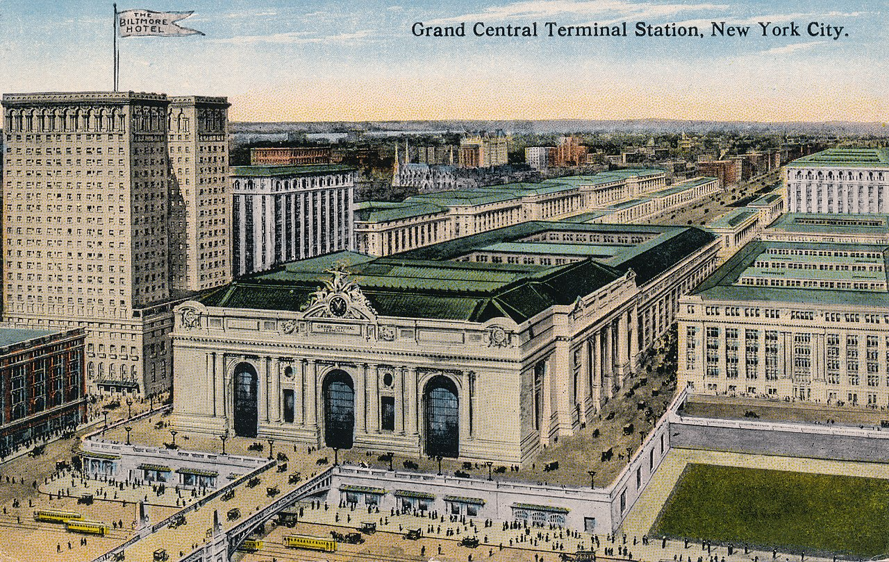 Grand Central Terminal To American Museum Of Natural History