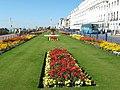 Grand Parada. Eastbourne, Carpet Bedding. - geograph.org.uk - 1278435.jpg