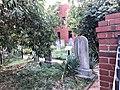 Graveyard, Old First Presbyterian Church (Richardson Civic Center), Greensboro, NC (48988216542).jpg