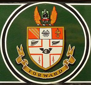 Great Central Railway - Image: Great Central Railway Coat of Arms