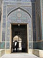 Great Mosque of Yazd (Jame mosque of Yazd),Yazd, Iran (مسجد جامع یزد) - panoramio (2).jpg