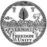 Great seal of Vermont