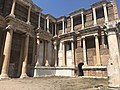 Greek gymnasium in Sardes from the inside.jpg