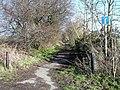 Green lane near Stockbury - geograph.org.uk - 122272.jpg
