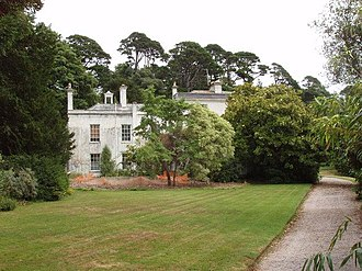 Greenway Estate - Greenway House in 2006.