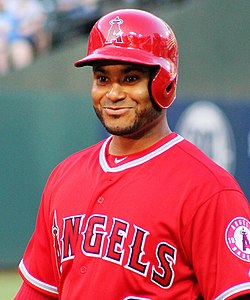Gregorio Petit with the LA Angels May 2016.jpg