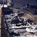 Gregoriuskirken - Arkeologisk utgravning i Søndre gate (1974) (22958500630).jpg