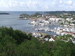 Grimstad (town) - Image: Grimstad 41