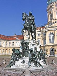Reiterstandbild des Großen Kurfürsten in Berlin (Quelle: Wikimedia)