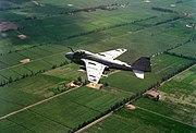 Grumman A-6E Intruder of VA-65 on flight on 1 August 1983 (6392725)
