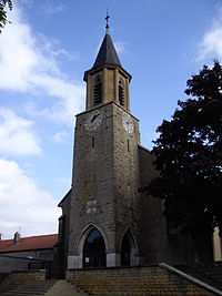 Guénange - Église Saint-Matthieu - 1.jpg