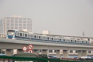 Line 5 (Guangzhou Metro) line of the Guangzhou Metro