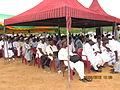 Guests on Inauguration Day Jamia Ahmadiyya International Ghana.JPG