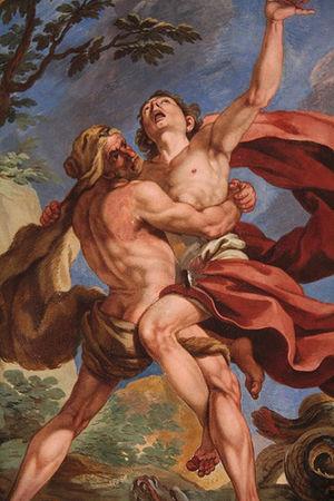 Guglielmo Borremans - Mythological scene
