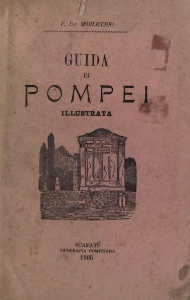 File:Guida di Pompei illustrata.djvu