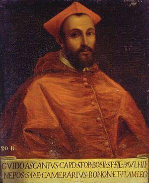 Guido Ascanio Sforza di Santa Fiora - Image: Guido Ascanio Sforza di Santa Fiora