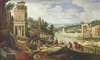 Romeins landschap