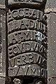 Guimiliau - Enclos paroissial - le portail - Statue du piédroit - PA00089998 - 018.jpg